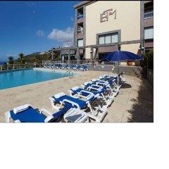 Отель Escola Португалия, Фуншал - отзывы, цены и фото номеров - забронировать отель Escola онлайн бассейн
