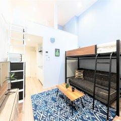 Отель Trip Pod Sumiyoshi C Хаката комната для гостей фото 2