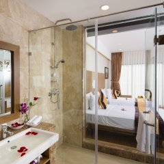 Galina Hotel & Spa ванная фото 2