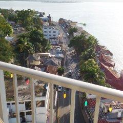 Отель Sea Horse Beach Studio At Montego Bay Club Resort Ямайка, Монтего-Бей - отзывы, цены и фото номеров - забронировать отель Sea Horse Beach Studio At Montego Bay Club Resort онлайн балкон