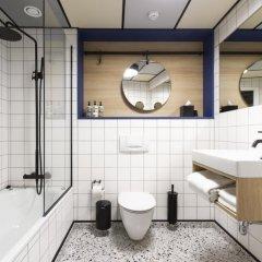 Отель Dgi Byen Копенгаген ванная