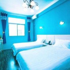 Отель The Inn of Sky-blue Bay Китай, Сямынь - отзывы, цены и фото номеров - забронировать отель The Inn of Sky-blue Bay онлайн комната для гостей фото 4