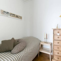 Апартаменты 1 Bedroom Apartment Paris Montparnasse комната для гостей