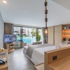 Отель La Vela Khao Lak комната для гостей фото 4