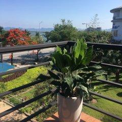 Bamboo Hotel & Apartments - Hostel Халонг балкон