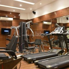 Отель Lemon Tree Premier Jaipur фитнесс-зал фото 4