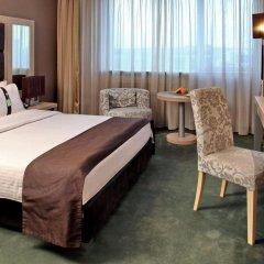 Отель Holiday Inn Belgrade Сербия, Белград - отзывы, цены и фото номеров - забронировать отель Holiday Inn Belgrade онлайн комната для гостей фото 4