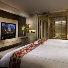 Отель InterContinental Shanghai Jing' An комната для гостей