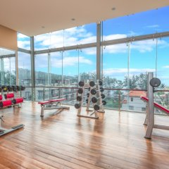Отель Baan Laimai Beach Resort фитнесс-зал фото 2