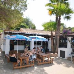Отель AzuLine Club Cala Martina Ibiza - All Inclusive фото 9
