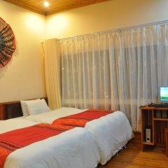 Отель Cat Cat Hotel Вьетнам, Шапа - отзывы, цены и фото номеров - забронировать отель Cat Cat Hotel онлайн комната для гостей фото 5