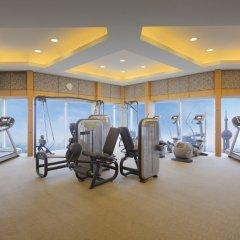 Отель Grand Hyatt Shanghai фитнесс-зал