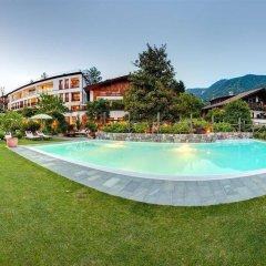 Отель Ansitz Plantitscherhof Италия, Меран - отзывы, цены и фото номеров - забронировать отель Ansitz Plantitscherhof онлайн бассейн