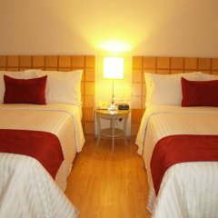 Отель Alteza Polanco Мехико комната для гостей