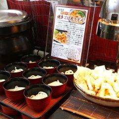 Отель Hokke Club Fukuoka Хаката питание фото 2