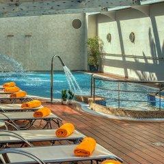 Отель Talaso Louxo-La Toja Эль-Грове бассейн фото 3