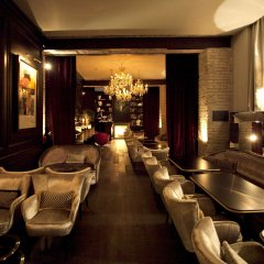 DOM Hotel Roma гостиничный бар