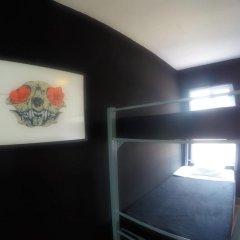 Отель CDMX Hostel Art Gallery Мексика, Мехико - отзывы, цены и фото номеров - забронировать отель CDMX Hostel Art Gallery онлайн интерьер отеля