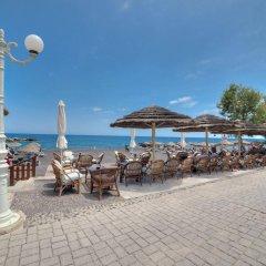 Отель Nostos Hotel Греция, Остров Санторини - отзывы, цены и фото номеров - забронировать отель Nostos Hotel онлайн пляж фото 2
