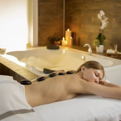 Отель Richmond Ephesus Resort - All Inclusive Торбали сауна