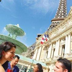 Отель Paris Las Vegas детские мероприятия