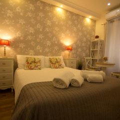 Отель Lisbon Terrace Suites - Guest House комната для гостей фото 24