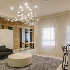 Отель Metropol Ceccarini Suite Риччоне интерьер отеля
