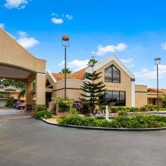 Отель Best Western Orlando West парковка