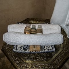 Отель Villa Des Ambassadors Марокко, Рабат - отзывы, цены и фото номеров - забронировать отель Villa Des Ambassadors онлайн ванная фото 2