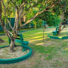 Отель Negombo Village развлечения