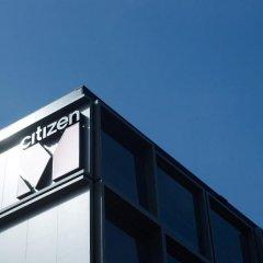 Отель citizenM Schiphol Airport Нидерланды, Схипхол - 4 отзыва об отеле, цены и фото номеров - забронировать отель citizenM Schiphol Airport онлайн балкон