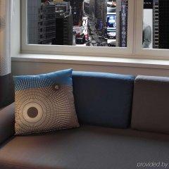 Отель Novotel New York Times Square интерьер отеля
