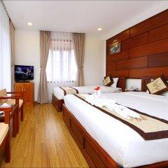 Отель Kiman Hotel Вьетнам, Хойан - отзывы, цены и фото номеров - забронировать отель Kiman Hotel онлайн комната для гостей фото 3