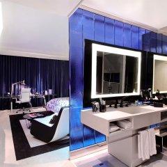 W Bangkok Hotel ванная