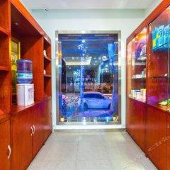 Отель Hanting Express Xi'an University of Technology Branch интерьер отеля фото 3