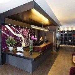 Отель Citiz Hotel Франция, Тулуза - отзывы, цены и фото номеров - забронировать отель Citiz Hotel онлайн интерьер отеля фото 3