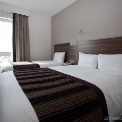 Отель DoubleTree by Hilton Hotel London - Chelsea Великобритания, Лондон - 1 отзыв об отеле, цены и фото номеров - забронировать отель DoubleTree by Hilton Hotel London - Chelsea онлайн комната для гостей фото 2