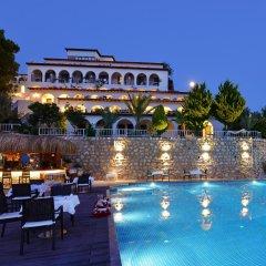Kalamar Турция, Калкан - 4 отзыва об отеле, цены и фото номеров - забронировать отель Kalamar онлайн бассейн фото 2