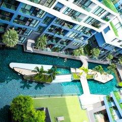 Отель Acqua Паттайя бассейн фото 3