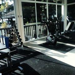 Patong Lodge Hotel фитнесс-зал