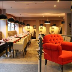 Отель Marivaux Hotel Бельгия, Брюссель - 6 отзывов об отеле, цены и фото номеров - забронировать отель Marivaux Hotel онлайн питание фото 3