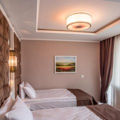 Hotel Arpezos Карджали комната для гостей