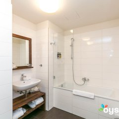 Отель Golden Key Чехия, Прага - отзывы, цены и фото номеров - забронировать отель Golden Key онлайн ванная