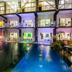 Отель Anantra Pattaya Resort by CPG бассейн