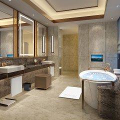 Golden Eagle Summit Hotel Yancheng сауна
