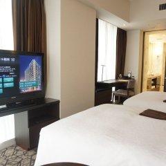 Отель Solaria Nishitetsu Hotel Ginza Япония, Токио - отзывы, цены и фото номеров - забронировать отель Solaria Nishitetsu Hotel Ginza онлайн удобства в номере фото 2