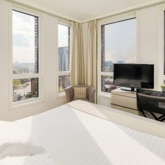 Отель H10 London Waterloo комната для гостей