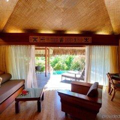 Отель InterContinental Resort and Spa Moorea комната для гостей