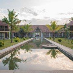 Отель Villa Wadduwa парковка