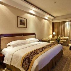Отель Baiyun Hotel Guangzhou Китай, Гуанчжоу - 11 отзывов об отеле, цены и фото номеров - забронировать отель Baiyun Hotel Guangzhou онлайн комната для гостей фото 2